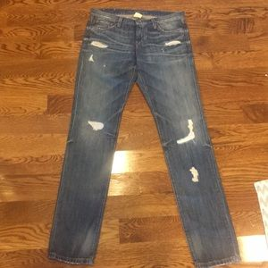 Banana Republic 28 Fitted Skinny Jeans NWOT